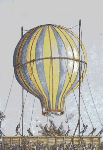 Історія повітроплавання
