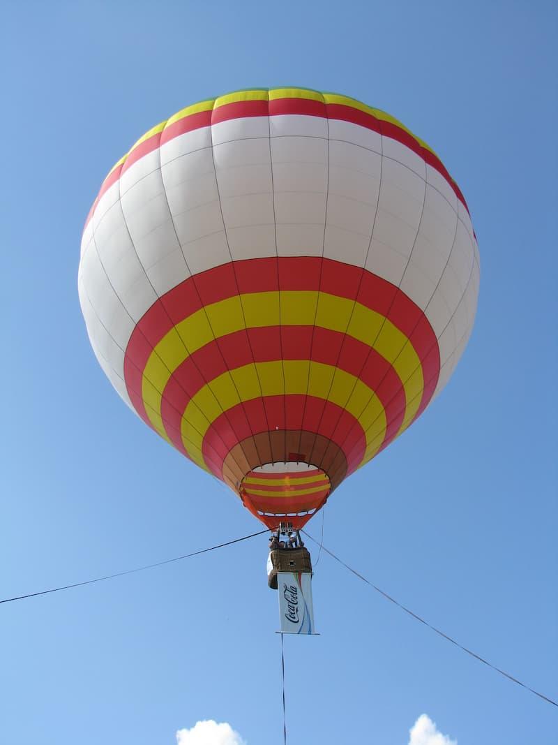 Політ на повітряній кулі в Умань