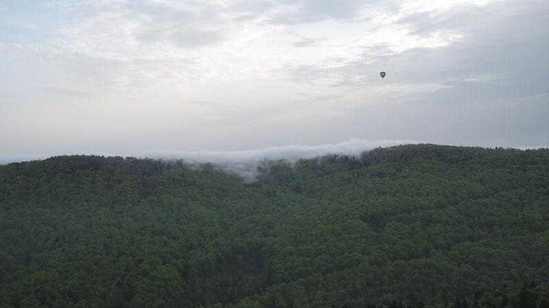 Полет на воздушном шаре в Переяслав
