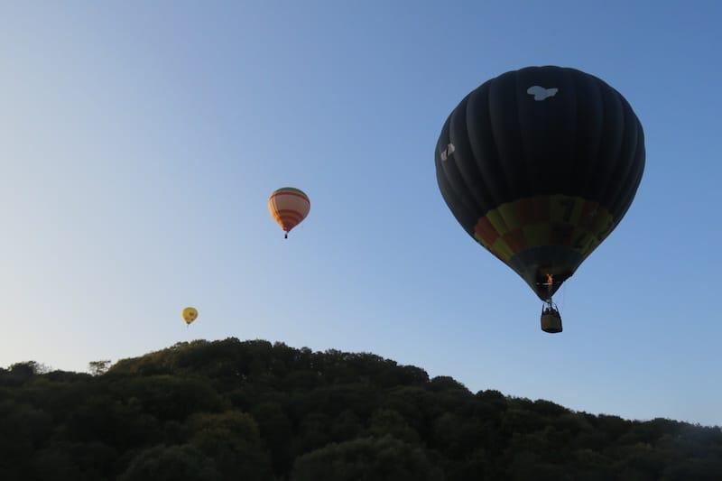 Політ на повітряній кулі в Вінниця