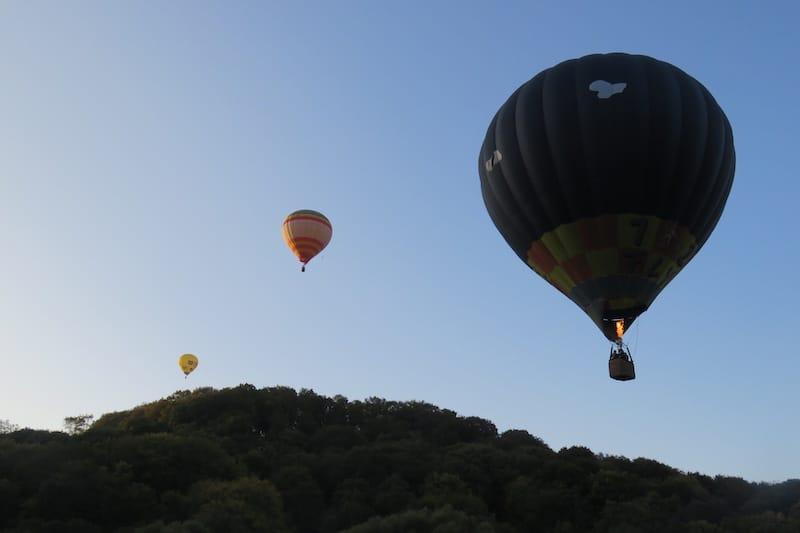 Полет на воздушном шаре в Винница