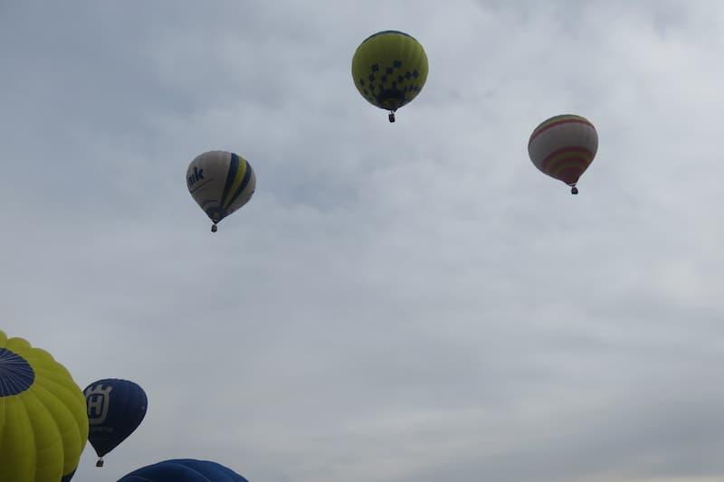 Полет на воздушном шаре в Житомир
