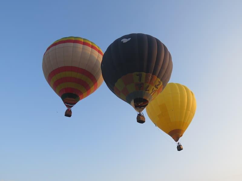 Політ на повітряній кулі в Хмельницький
