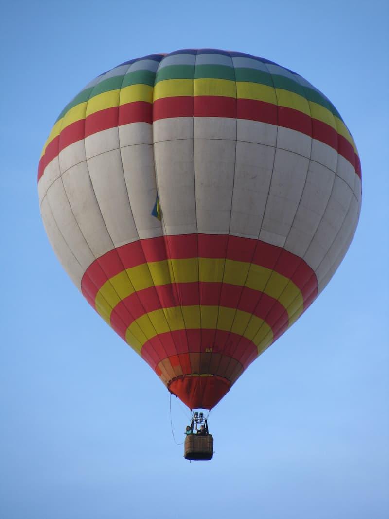 Політ на повітряній кулі в Івано-Франківськ